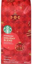 Starbucks SBX WB Holiday Blend